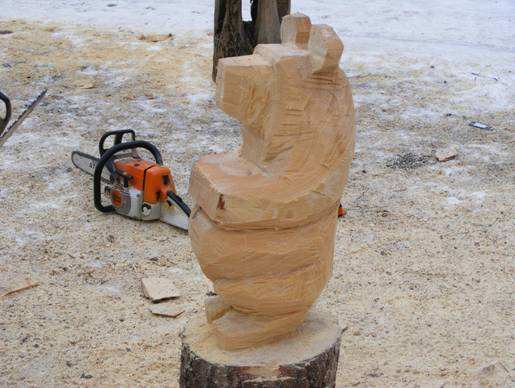 Chainsaw carving kurse blockhausbau forum
